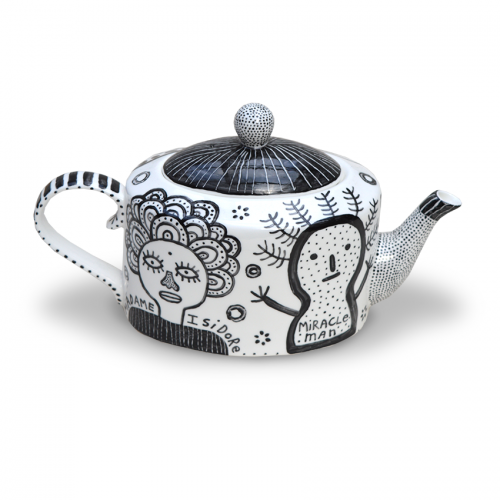 Teapots: click to enlarge
